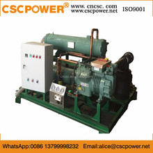 water cooled chiller for soda factory
