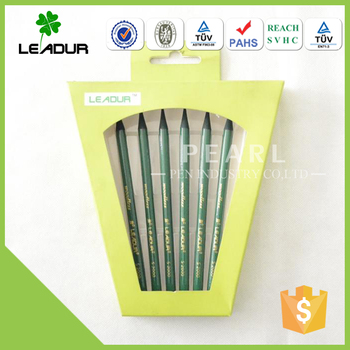 Professional best quality multi colored lead pencil