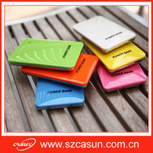 10000mAh Ultrathin Mobile Charger External Battery Portable Polymer Power Bank For Cell Phone