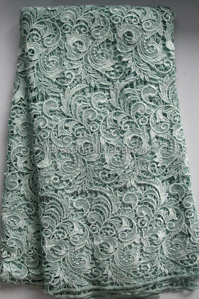 most popular guipure lace fabric,new fashion water soluble for cloth,wedding lace