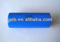 GEB Li-SOCL2 3.6V 3500mAh ER18505M Li-SOCL2 battery for Electricity, gas and flow instrumentation