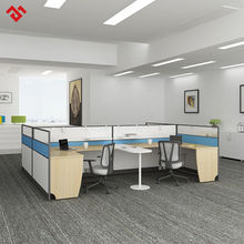 2018 New design Modern office cubicles prices