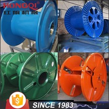 iron steel electrical cable drum / bobbin / reel for cable manufacture / recycle