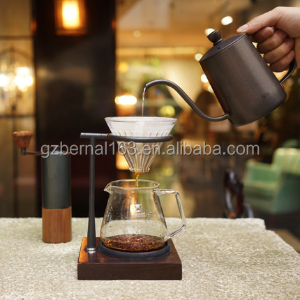 pour over coffee maker set, pour over coffee maker,pour over coffee kettle
