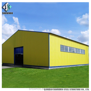 Modern Durable Portable Low Cost Prefab Warehouse For Sale