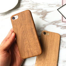 Free Sample Wood Printer TPU Mobile Phone Case for iPhone 7,8, for iPhone X