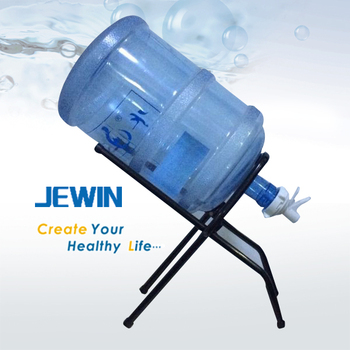 5 Gallon Bottle Metal Rack with Aqua Valve