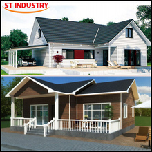 2018 High Quality Fireproof prefabricated houses prices in sudan