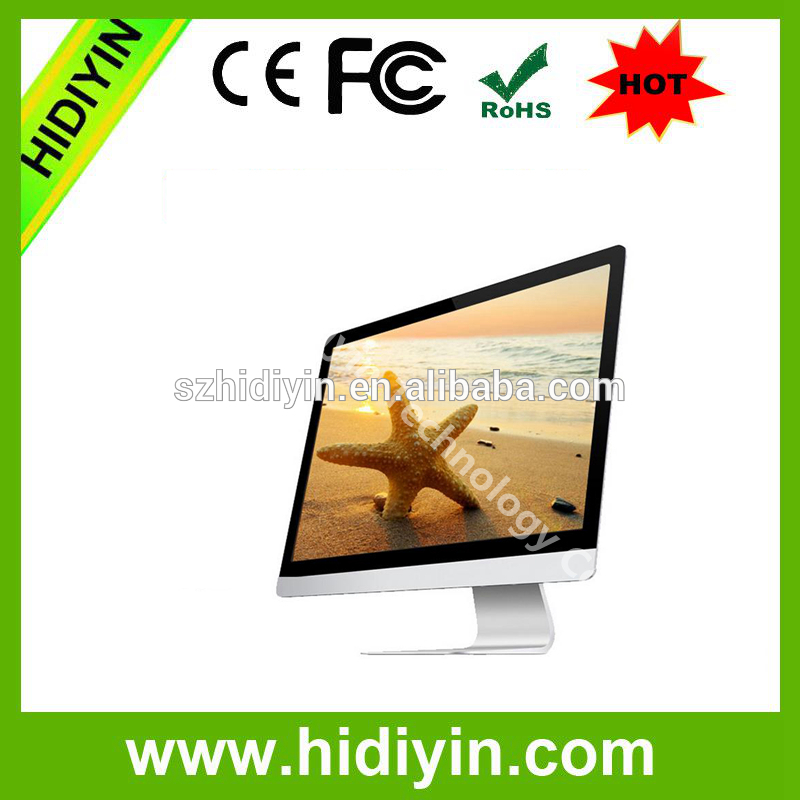 21.5 inch 1920*1080 HD I7 touch screen desktop computer cheap all in one pc oem