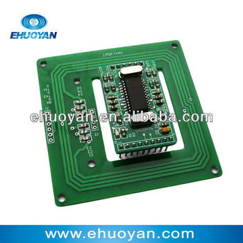 OEM module13.56Mhz rfid reader writer module UART ISO14443A