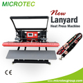 Hot selling lanyard printing ,lanyard transfer heat press machine suppliers with CE certificate