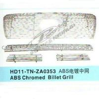 ABS CHROMED BILLET GRILLE FOR TOYOTA TUNDRA PICK UP