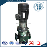 TB-20 cast iron vertical multistage centrifugal high pressure water pump