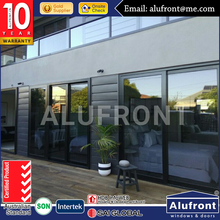 ALUFRONT Australia standard and certificated aluminium door for commercial and residential