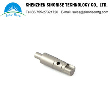 China Suppliers OEM Aluminum Stainless Steel metal smoking pipes parts