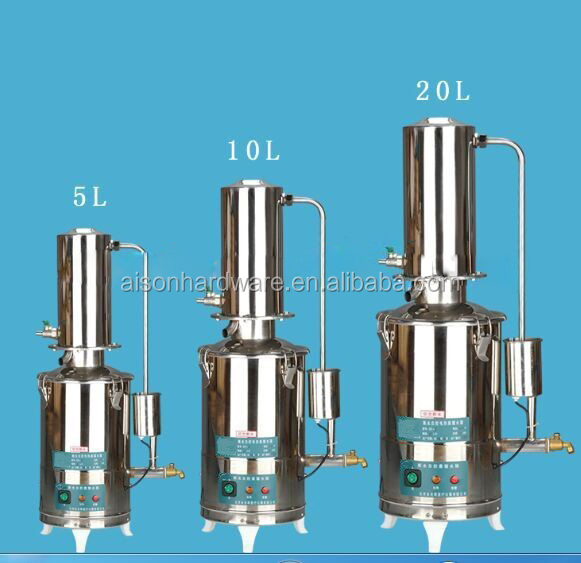 Water Distillation Unit ~ High quality water distillation units for small labs buy