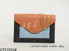 HEC Small Moq Wholesale China Women Magazine Clutch Bags Low Price