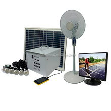 60w solar & wind power systems