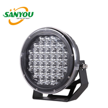classic hot sale automobile 4x4 accessories 9 inch 185w led work light intensity spot light 185w led driving off-road lights