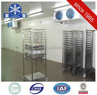 Excellent and practical deep freezer chilled storage for meat with low price