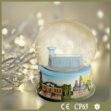 Resin Gift &Resin Glass snow ball gift&Promotion gift