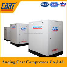 1KW /15HP High quality low pressure screw compressor LSD-250A/W air compressor