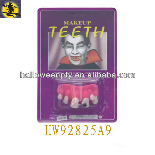 Popular Scary Vinyl Rotten Teeth for Halloween on Sale