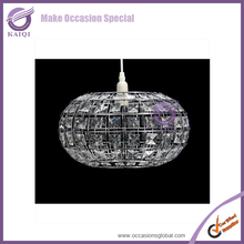 k6463 Factory European style large hotel modern crystal chandelier from China