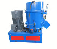 agglomerator compression pelletizer for hdpe waste plastic film