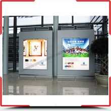 New arrival design best free standing light box display