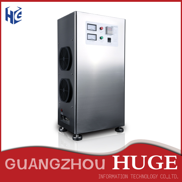top selling air cooled ozone generator air purifier/ ozone sterilization machine/ ozone generator for swimming pool