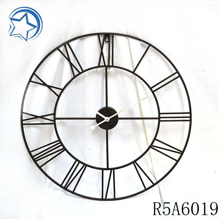 Big Type Clock Wall Home Decoration