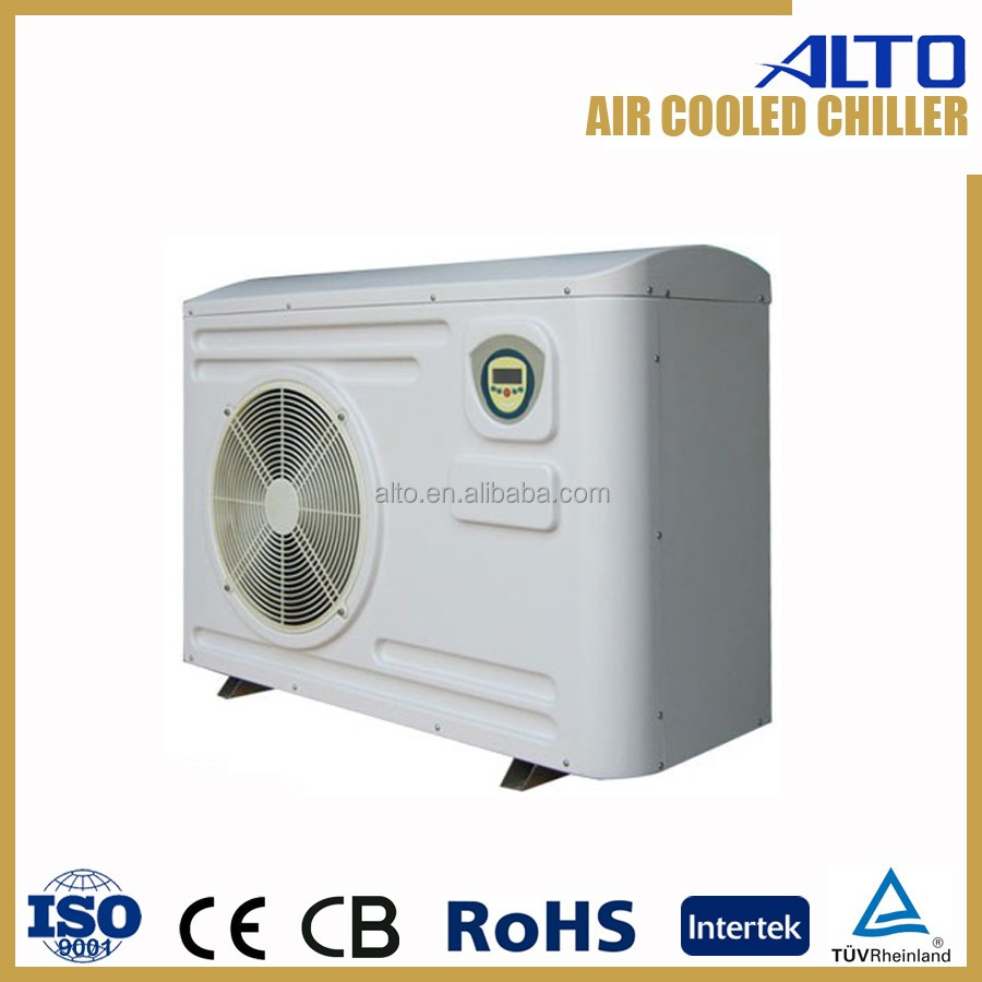 Low water chiller price air cooling system 8.5kw 3ph 400v CE RoHS