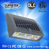 DLC ETL approved outdoor led wall pack light