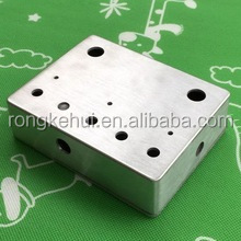 1590BB Guitar Effect Aluminum Enclosure --Design Drill