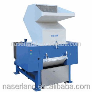 Platic crusher Strong crusher Bottle crushing machine pet bottle crusher