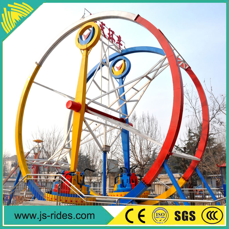 top selling of amusement machine ferri ring car hot sale