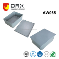 EVEREST BRAND 408*314*152.5 IP67 Waterproof Electrical Sealed Junction Box Die Cast Aluminium Case