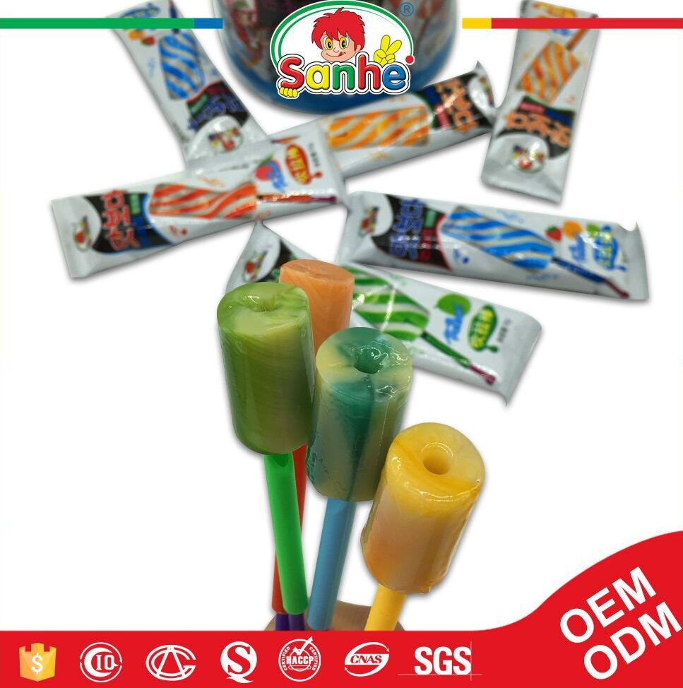 SANHE COMPANY MAJOR PRODUCTS ARE CANDY, SHAPE OF CANDY, LOLLIPOP, TOY LOOLIPOP