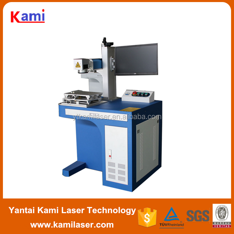 Metal jewelry watch marking laser/ fiber laser engraver/laser marking machine fiber with India price