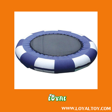 2016 NEW STYLE inflatable water trampoline,high jump trampoline,outdoor trampoline,wholesale improved quality and lower cost