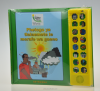 Pre-School Education Children Learning Book,Children Sound Book With Recordable Music