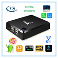 2016 KI plus set top box amlogic s905 quad core CPU penta core GPU KI plus android dvb t2 TV box