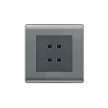 New Products Excellent Quality Pc Electric Double 2 Pin Wall Socket For Sale