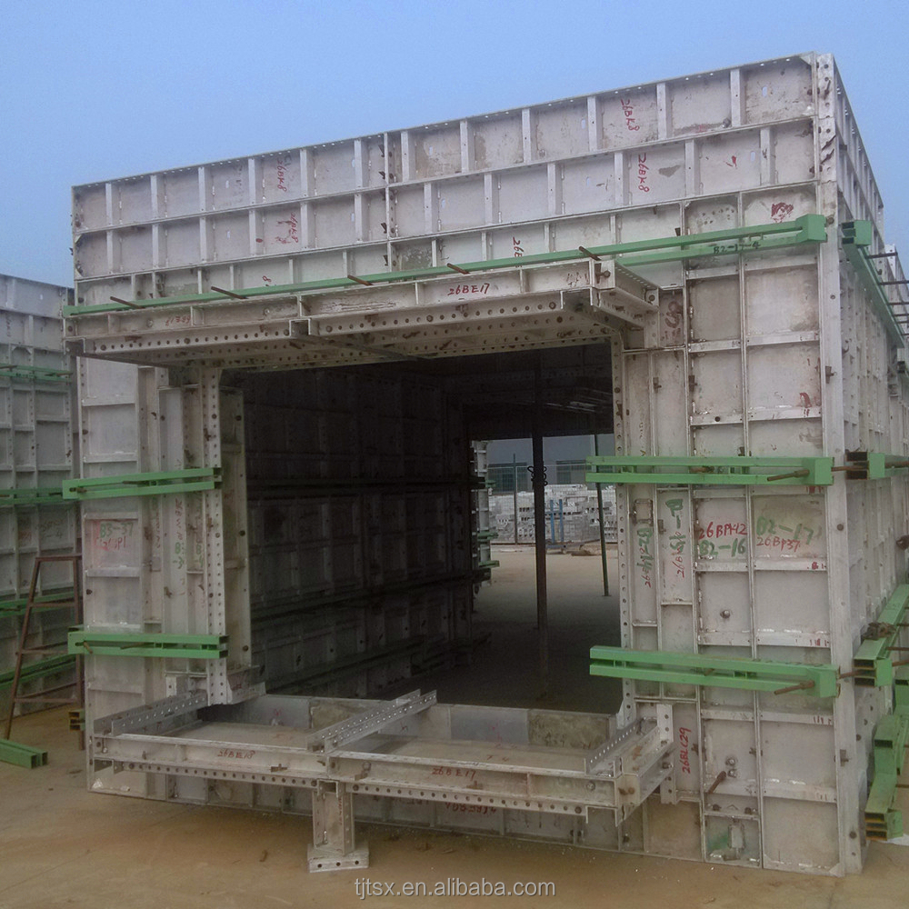 TSX-AF2015 Light Weight Aluminium Formwork for Concrete Structure