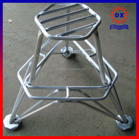 Wholesale Alibaba aluminium alloy step collapsible ladder