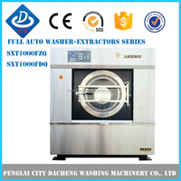 Fabric,Linen, Garment, Cloth clothes commercial washing machine,washers, dryer,ironing machine.