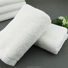 Wholesale cotton hotel gym towel with logo
