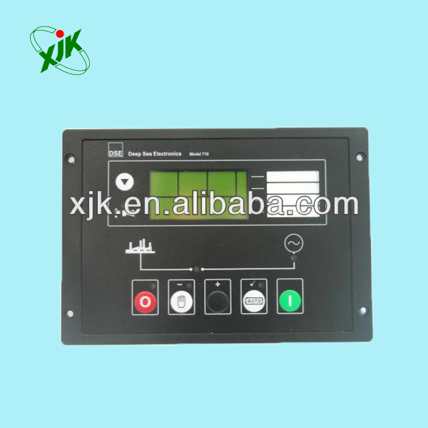 deep sea generador controlador de panel dse710