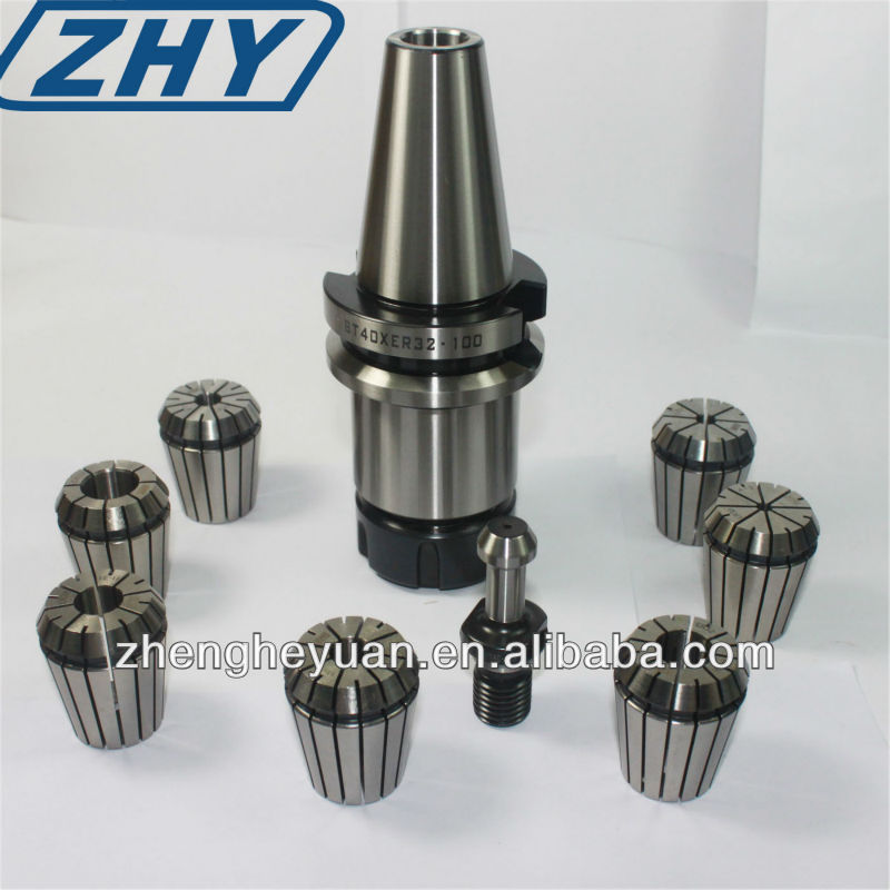 CNC ER40 Spring Clamping Collet Set